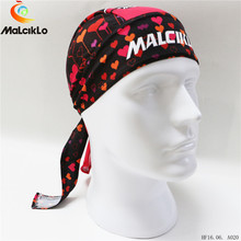 2017 Malciklo Women/Men Professional Cycling Ciclismo Team Bicycle Bike MTB Sport Headscarf Headbands Scarf Headwear T004