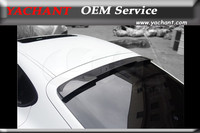 Car Styling FRP Fiber Glass Rear Roof Spoiler Fit For 2014 2016 Panamera 971 Roof Spoiler Wing