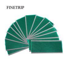 FINETRIP 35% off 10 יחידות באיכות גבוהה פיקסל כבל סרט כלים עבור אופל אומגה ווקסהול מלא להגמיש מידע LCD תצוגה