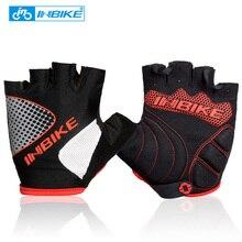 INBIKE Half Finger font b Gloves b font guantes ciclismo Men Cycling luvas motorcycle font b