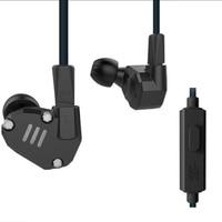 KZ ZS6 In Ear Earphone Eight Driver 2DD 2BA Hybrid HIFI Stereo Noise Isolating Sport Headset