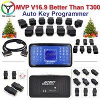 Последние V16.9 MVP Ключевые программист Поддержка английский/испанский MVP Pro Key Decoder обновление AD100 Code Reader для Multi автомобили DHL Бесплатная