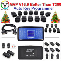 Latest V16 9 MVP Key Programmer Support English Spanish MVP Pro Key Decoder Update Of AD100