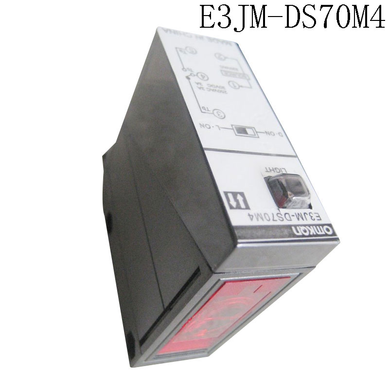 E3JM-DS70M4 Omron Photoelectric Switches Sensors New High Quality Warranty For One Year balluff proximity switch sensor bes 516 383 eo c pu 05 new high quality one year warranty