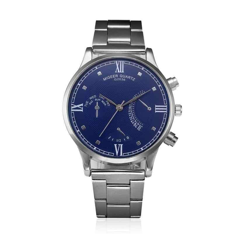 Reloj de cuarzo de moda para hombre, reloj de pulsera de cuarzo de aleación analógica de diseño Retro, relojes casuales para mujer, hombre, Saat Erkekler