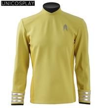 2016 font b Star b font font b Trek b font Beyond Sulu Kirk Cosplay Costume