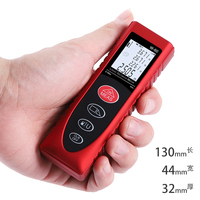 Laser range finder 40/60m/80m electronic Distance tape measure metro rangefinder laser Digital Laser Distance Meter