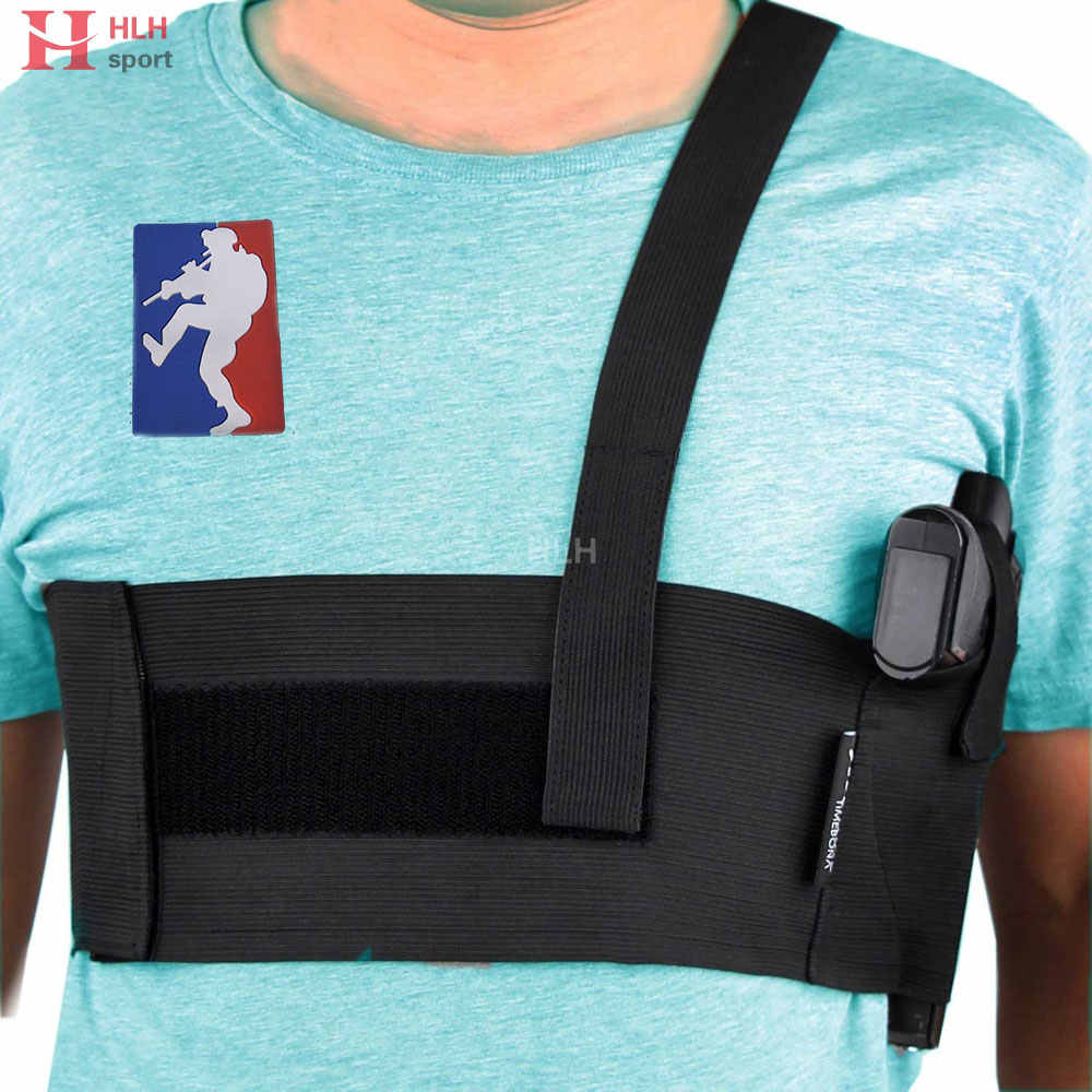 Detail Feedback Questions about Holsters Concealed Carry Belly Band