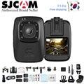 Портативная мини-камера SJCAM A10 с ИК-подсветкой  камера ночного видения с лазерным позиционированием  портативная инфракрасная камера безопа...