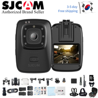 2019 New SJCAM A10 Portable Mini Camera IR Cut Night Vision Laser Positioning Action Camera Wearable Infrared Security Camera