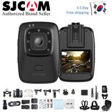 2019 nova sjcam a10 portátil mini câmera ir corte visão noturna laser posicionamento ação câmera wearable câmera de segurança infravermelha