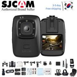 2019 nowa przenośna Mini kamera SJCAM A10 ir cut Night Vision pozycjonowanie laserowe kamera akcji poręczna kamera ochrony na podczerwień w Kamera sportowa od Elektronika użytkowa na