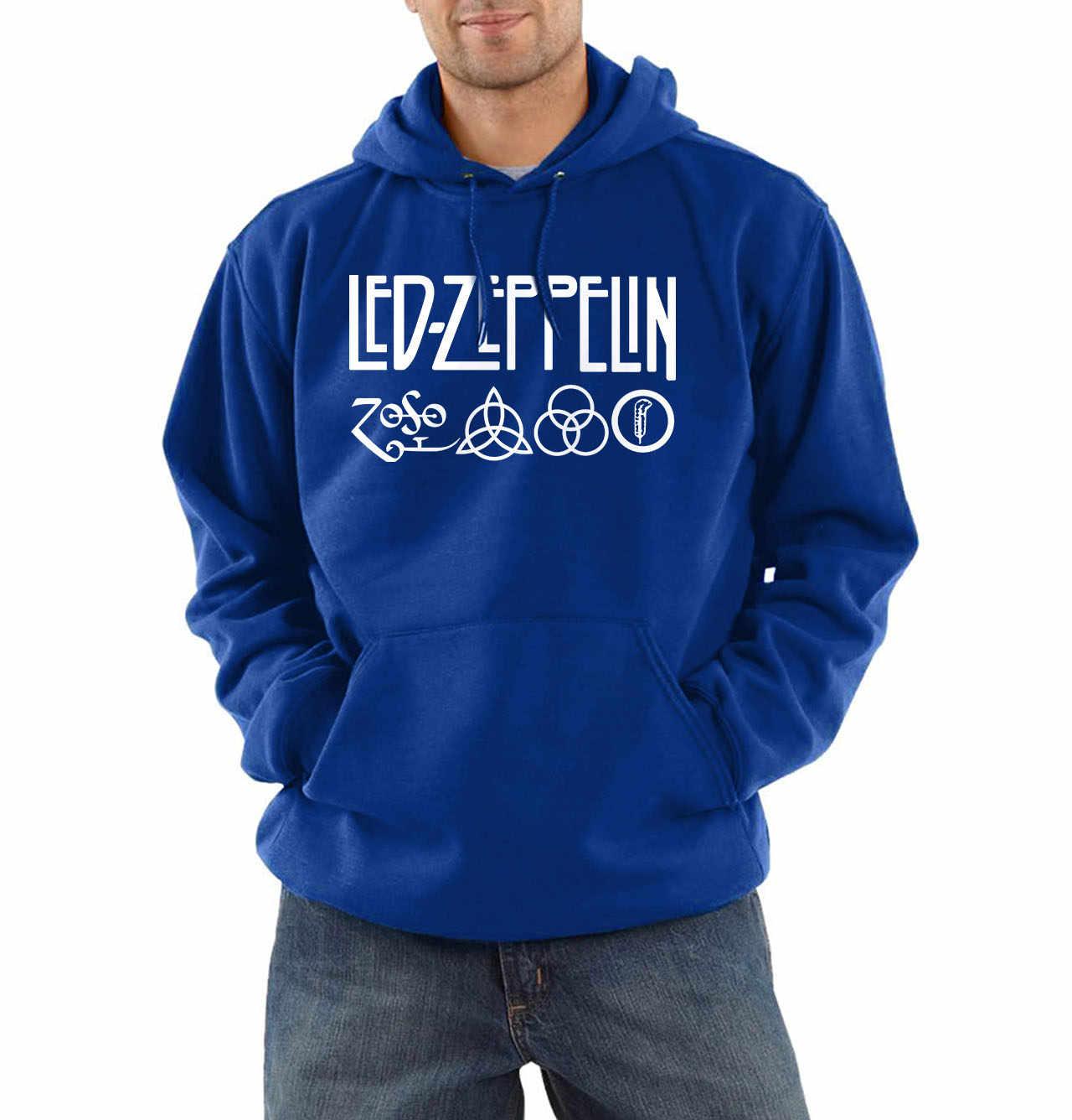 Streetwear hipster sudaderas con capucha de marca chándales de alta calidad banda de K-pop jerseys hombres Otoño de lana Casual sudaderas de invierno pp