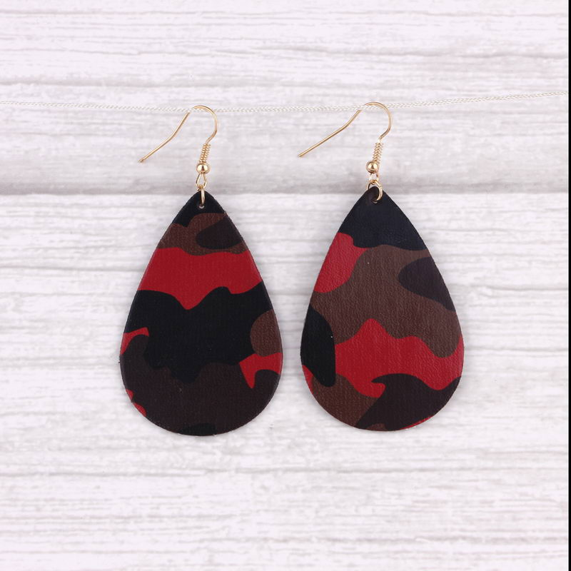 Scout Camo Drop Earrings (2 HOT!!) 4