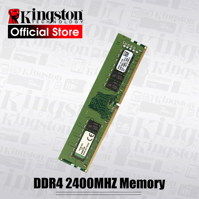 Kingston Memory Intel Gaming Memory DDR4 RAM 8GB 4GB 2400Mhz 16GB 1.2V 288 Pin PC Memory RAM For Desktop Memory Sticks цена и фото