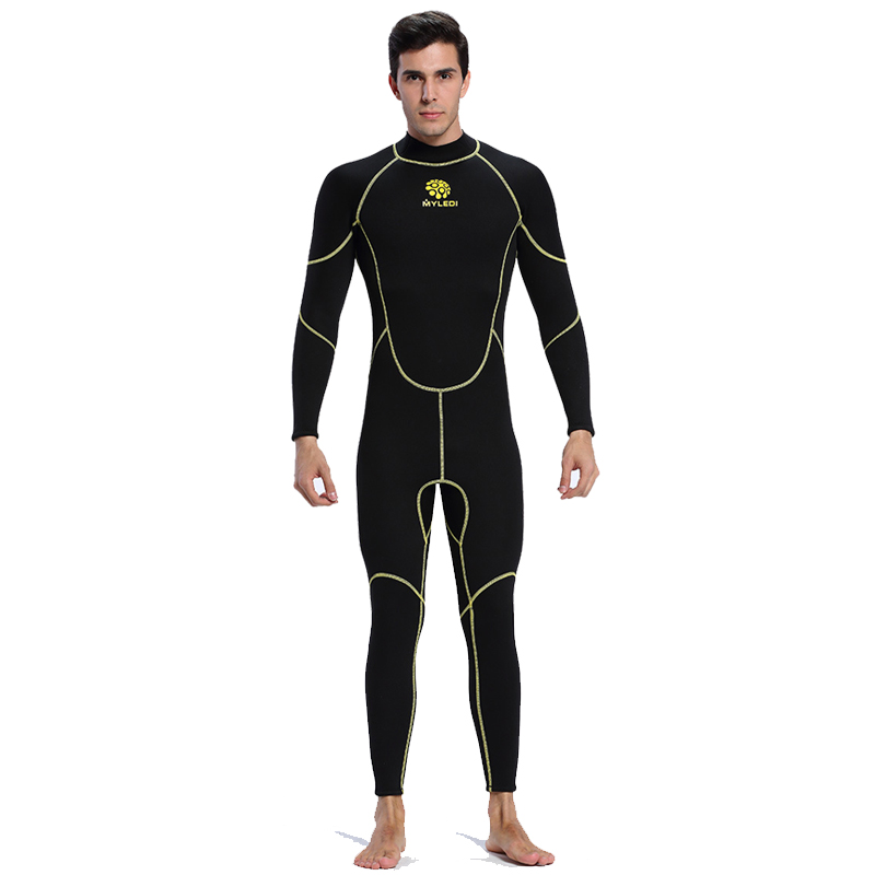 Men's Spearfishing Wetsuit 3MM Neoprene SCR Superelastic Diving Suit Waterproof Warm Professional Surfing Wetsuits Full Suit shanghai chun shu chunz chun leveled kp1000a 1600v convex plate scr thyristors package mail