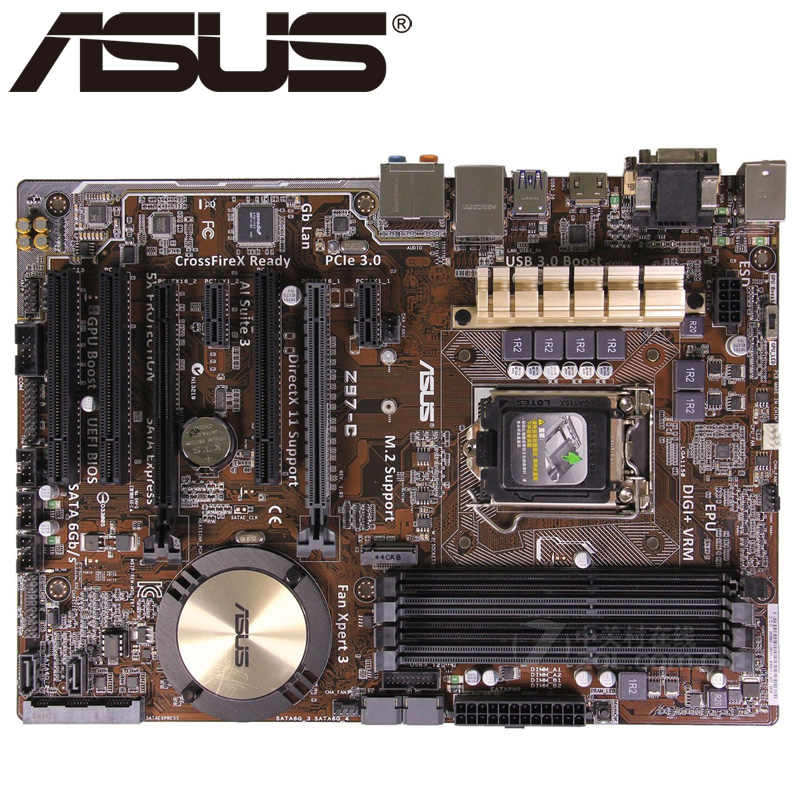 ASUS Z97-C MOTHERBOARD TREIBER WINDOWS 7