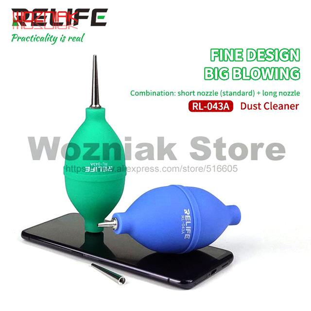 2 In 1 Phone Repair Dust Cleaner Air Blower Ball Cleaning Pen for Phone PCB PC Keyboard Dust Removing Camera Lens Cleaning 4