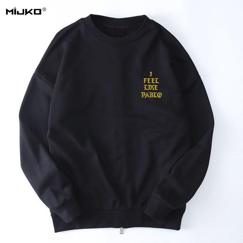a1efde6e7d2 New Brand I Feel Like Paul Season 3 Casual Sweatshirt Men Women High  Quality Cotton 1