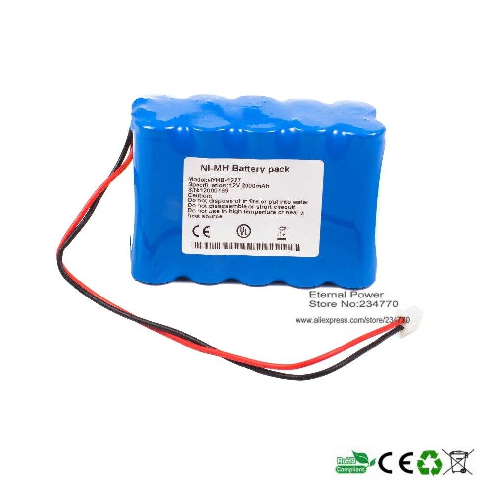 Replacement For ANGEL AJ5808,AJ5800,AJ5803,HYHB-1227,AJ5807,AJ5808A,AJ5811 Infusion Pump Battery