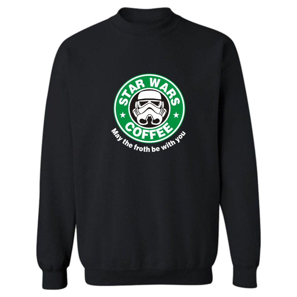 Star Wars funny Print Hoodies & Sweatshirts Men Fashion Cotton Leisure clothes Cool and Hip Hop Style Luxury In Plus Size 4XL