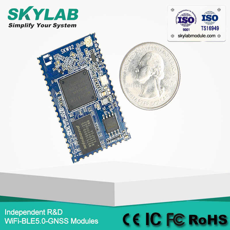 SKYLAB SKW92B openWRT mt7688 wifi router module for IoT/USB WiFi  Camera/Smart Lighting