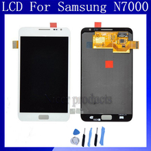 Für Samsung Gt-N7000 LCD Display Touchscreen Digitizer Assembly Handy Ersatz
