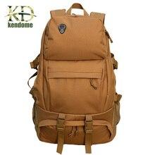 K & D 30L Férfi Nők Hadsereg vízálló katonai Taktikai túra Sport hátizsák nagy kapacitású váll hátizsák kempingezés Travle hátizsák