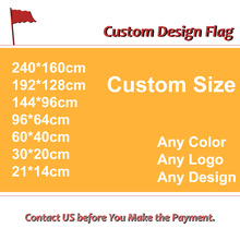 90x150cm Custom Football Flag Any Size Logo Color Hand Ancient Knife Triangles String Pennant Banner Ribbon