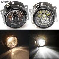 MZORANGE #8321A370/8321A467 Halogen/LED BULB AND SOCKET Front Bumper Fog Light Lamp For Mitsubishi/Outlander ASX RVR 2007 2015
