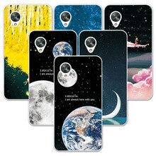 FOR LG Nexus 5 Hard Plastic Couple Style Phone Case Space Stars Fantasy Art Print For LG D820 D821 E980 Nexus 5 Back Cover