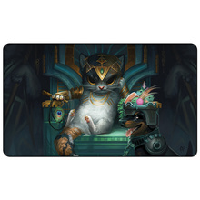 Card-Game Playmat Trading Magic Golden The Paw Art for 60cm-X-35cm