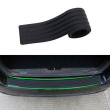 Автомобильный задний бампер резиновая накладка наклейка для hyundai I30 IX35 IX45 Ix25 Elantra Accent Solaris Verna Sonata 8 Tucson
