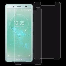 2 PCS 1 PCS For Sony Xperia XZ2 Compact 0.26mm 9H Surface Hardness 2.5D Explosion-proof Tempered Glass Screen Film(China)