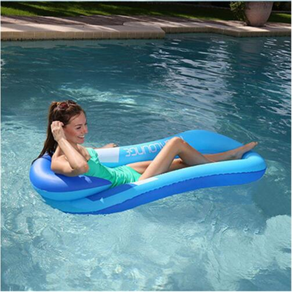 swimming mat lounge new ct floating generic island water lounger chair swimways premium raft noodle bed hammock pool