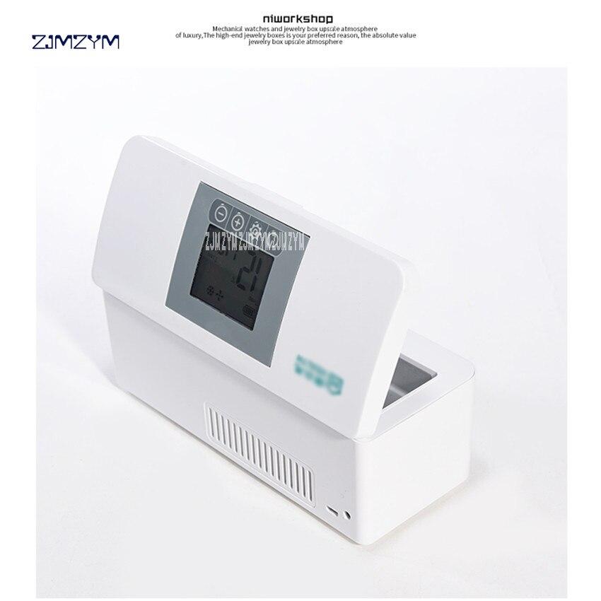 Mini Box Frigo Insulina Box Refrigerato Drug Reefer Degree 33 Hours Standby Time Portable Refrigerated Box 100-240V Portatile