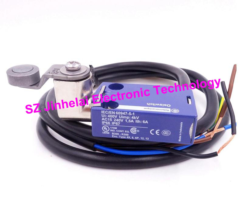 New and original XCM-D2116L1 (XCMD2116L1) Travel switch Limit switch Osiswitch limit switch AC15,240V,1.5A 610 349 7518 poa lmp142 original bare lamp for sanyo plc wk2500 plc xd2600 xd2200 plc xe34 plc xk2200 plc xk2600 plc xk3010