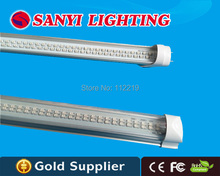 Led tube lamp T8 10w SMD3528 red blue led lamp 60cm tube grow light for plant growth and seed