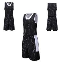 F039 Basketball Jersey Training Suit Adult Children Sportswear Team Customized 2019