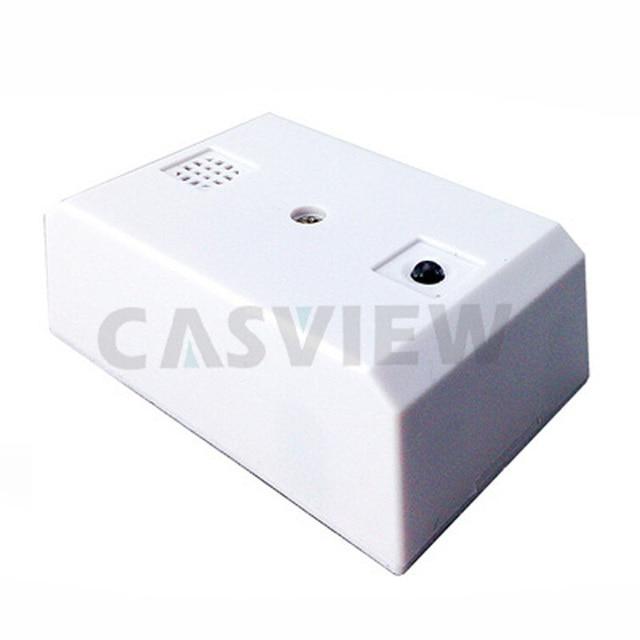Free shipping 4PCS Sound Pickup CCTV Microphone for camera 5-150m2 Range High Sensitivity Audio MIC Surveillance Accessories