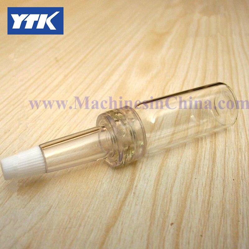 100pcs 4ml Borosilicate Glass Bottle  + drop mouth
