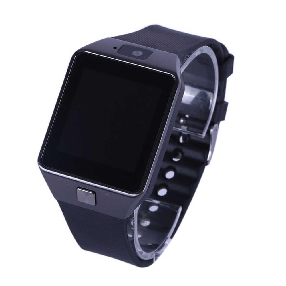 DZ09 Bluetooth Смарт-часы Android телефонный звонок Relogio 2G GSM SIM TF карта камера для iPhone samsung huawei