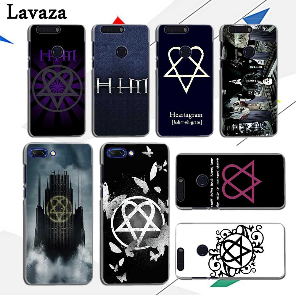 Lavaza HIM - Dark Light Hard Cover Case for Huawei Honor Play 10 9 8X 8 lite 7A 6C Pro 7C 6A