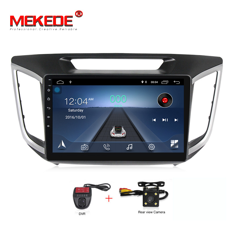 free shipping 10.1 1024x600 HD Quad 4Core Android 8.1 Car DVD For Hyundai Creta IX25 2014-18 with RAM GPS Radio Navigationfree shipping 10.1 1024x600 HD Quad 4Core Android 8.1 Car DVD For Hyundai Creta IX25 2014-18 with RAM GPS Radio Navigation