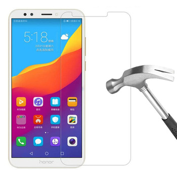 Protective Glass For Huawei Y5 Y6 Y7 Prime 2018 Tempered Glas On The Y 5 6 7 5y 6y 7y Y52018 Y62018 Y72018 Screen Protector Film image