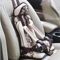 Simple coche asiento de seguridad para niños 0-4 años de edad del bebé niños niño portátil cojín del asiento