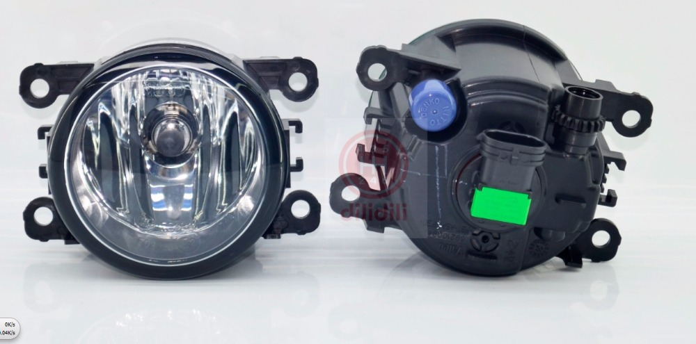 Fog Light Lamps Kit for Mitsubishi Triton L200 Pickup 2015- for mitsubishi l200 kb