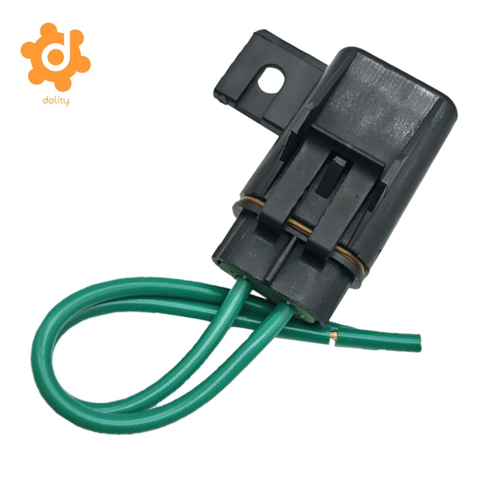 Universal Car ATC Blade Fuse Holder Socket Connector With 30A Fuse