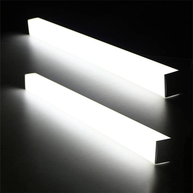 Sxzm современные светодиодные зеркало свет 8 Вт 10 Вт водонепроницаемый бра светильник AC220V акрил настенный освещения ванной комнаты