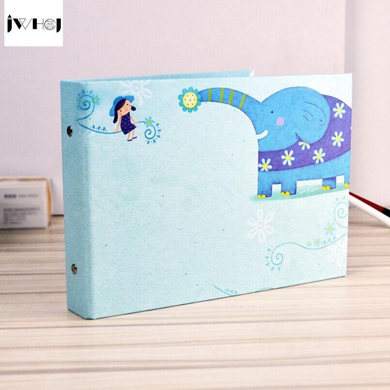 ツ)_/¯1 piezas elefante 10 pulgadas álbum de fotos de la boda niños ...